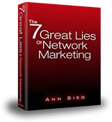 The 7 Great Lies of Network Marketing-FREE e book